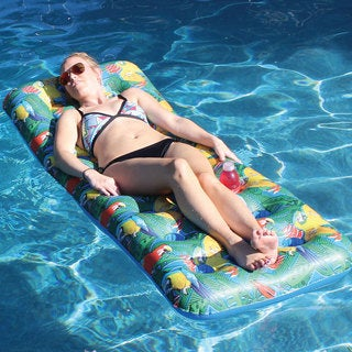 Margaritaville 18 Pocket Parrothead Float for Swimming Pools