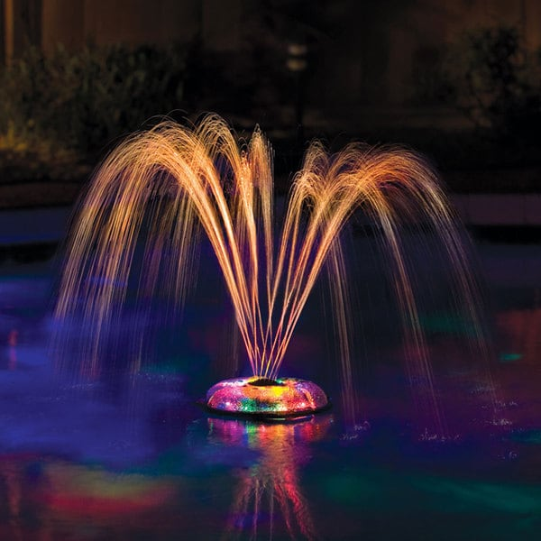 Game Underwater Light Show & Fountain for Swimming Pools