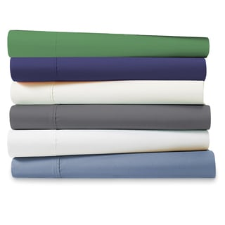 OrganicPro 100-percent Certified Organic 400 Thread Count Cotton Bed Sheet Set