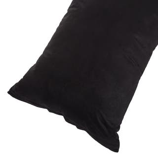 Size Body Pillow Pillowcases Shams Find Great Sheets