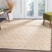 Safavieh Cape Cod Coastal Hand-Woven Natural Jute Area Rug - 10' x 14'