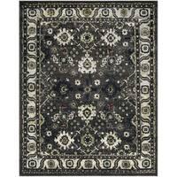 Safavieh Vintage Hamadan Dark Grey / Ivory Distressed Area Rug (8' x 10')