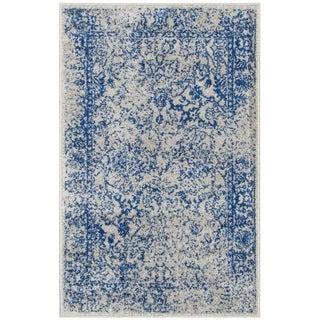 Safavieh Adirondack Vintage Oriental Grey / Blue Rug (2' 6 x 4')