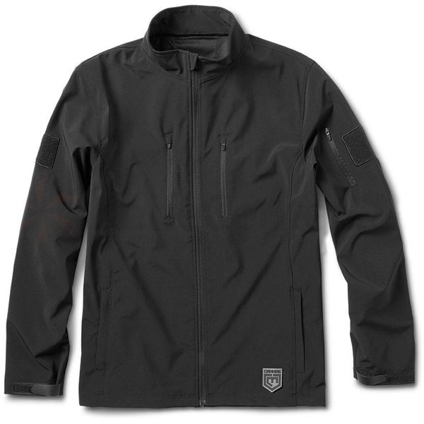 Cannae The Shield Soft Shell Jacket Black Small