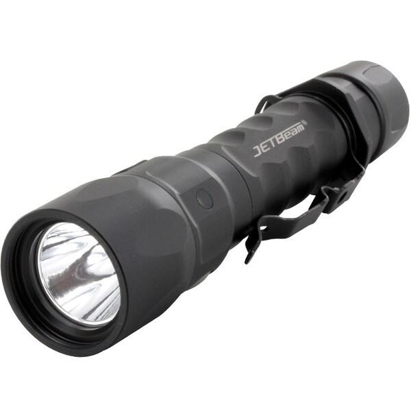 Jetbeam Jet-IM Rechargeable Flashlight Black