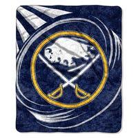 NHL 065 Sabres Sherpa Puck Throw