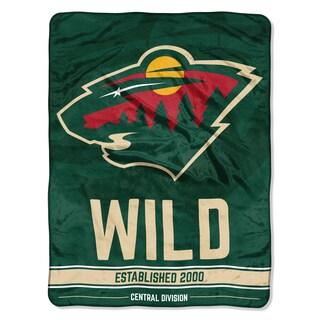 NHL 059 Wild Breakaway Micro Throw