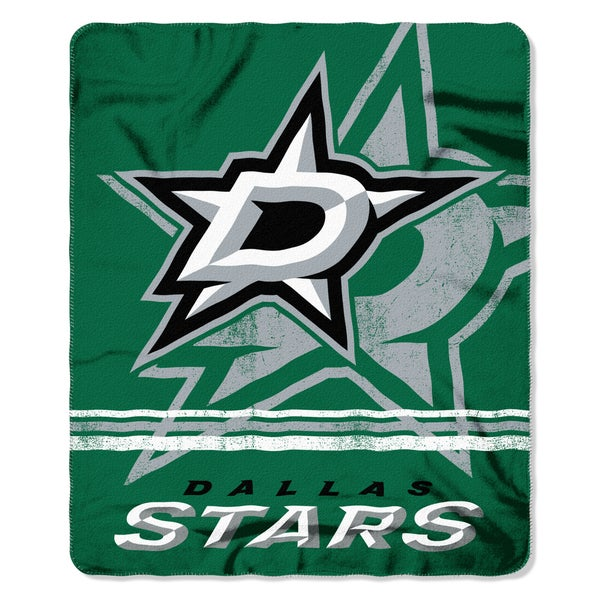 NHL 031 Stars Fade Away Fleece Throw