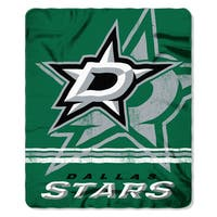 NHL 031 Stars Fade Away Fleece Throw