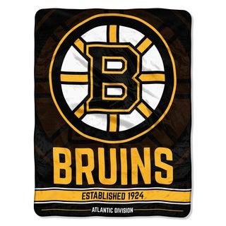NHL 059 Bruins Breakaway Micro Throw