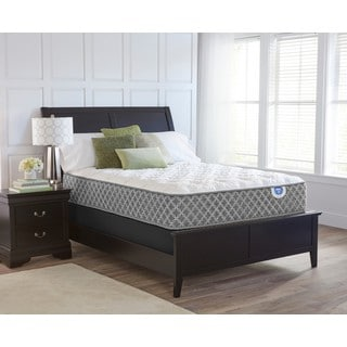 Spring Air Bailey Plush Cal-King-size Mattress