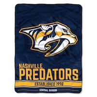 NHL 059 Predators Breakaway Micro Throw
