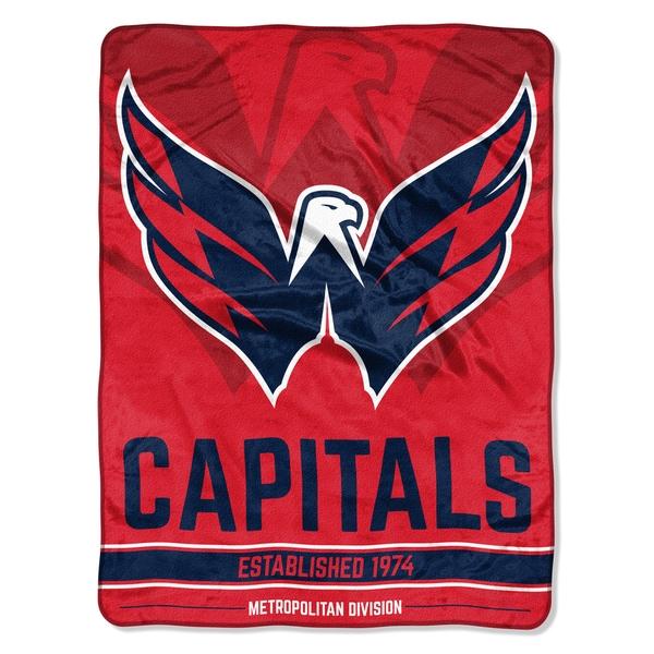 NHL 059 Capitals Breakaway Micro Throw