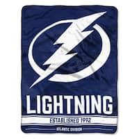 NHL 059 Lightning Breakaway Micro Throw