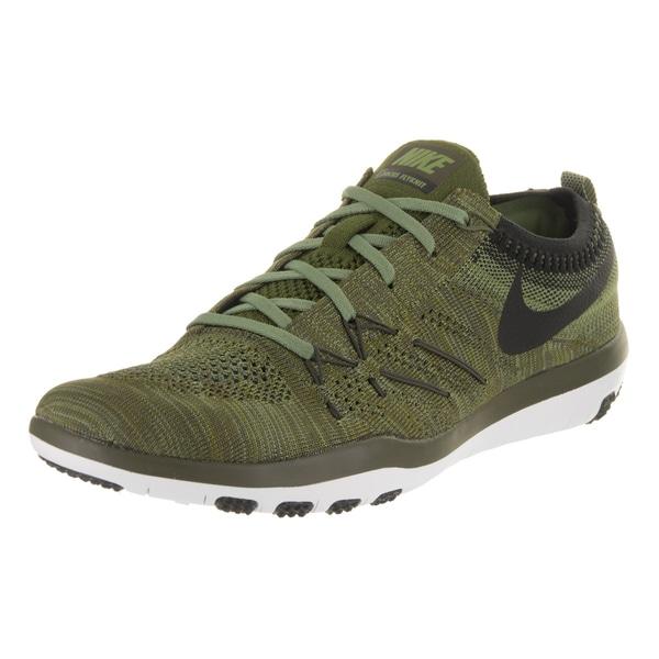 Shop Nike Women's Free Tr Focus Flyknit Running Shoe 10