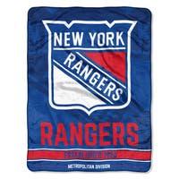 NHL 059 NY Rangers Breakaway Micro Throw
