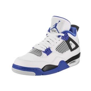 Nike Jordan Men's Air Jordan 4 Retro Basketball Shoe