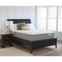 Spring Air Bailey Plush Full-size Mattress Set