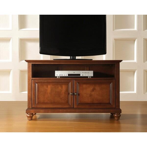 "Csn Furniture: Shop Cambridge 42"" TV Stand In Classic Cherry"