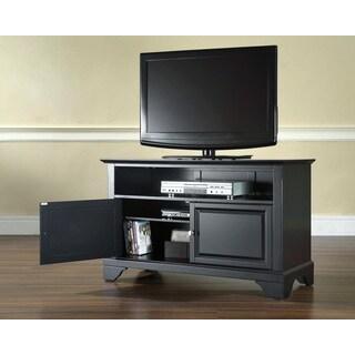"Lafayette 42"" TV Stand in Black Finish"