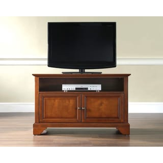 "Lafayette 42"" TV Stand in Classic Cherry Finish"