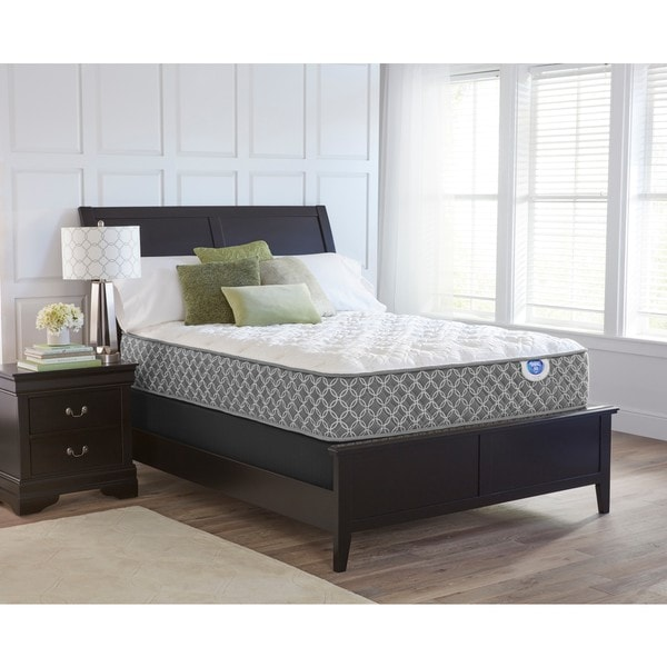 shop spring air bailey plush twin xl size mattress set free shipping today overstock 15315628. Black Bedroom Furniture Sets. Home Design Ideas