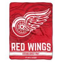 NHL 059 Red Wings Breakaway Micro Throw