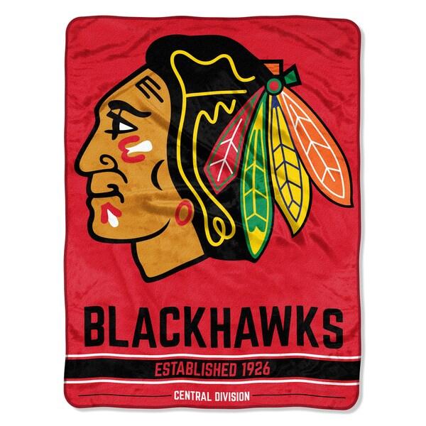 NHL 059 Blackhawks Breakaway Micro Throw