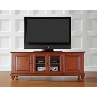 """Link to Cambridge 60"""" Low Profile TV Stand inClassic Cherry Finish Similar Items in TV Stands & Entertainment Centers"""