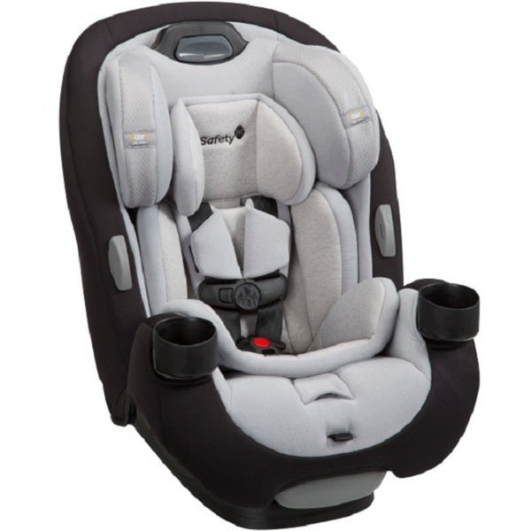 Safety 1ˢᵗ® Grow and Go™ EX Air 3-in-1 Convertible Car Seat, Black BIrd