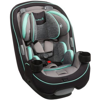 Safety 1® Grow and Go 3-in-1 Convertible Car Seat, Aqua Pop