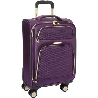"Aimee Kestenberg ""Florence"" 20-inch Carry-On Expandable Spinner Suitcase"