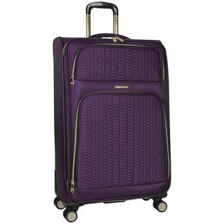 "Aimee Kestenberg ""Florence"" 28-inch Expandable Spinner Upright Suitcase"