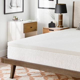 WEEKENDER 2-inch Memory Foam Mattress Topper