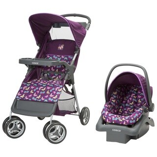 Cosco® Lift & Stroll Travel System, Butterfly Twirl