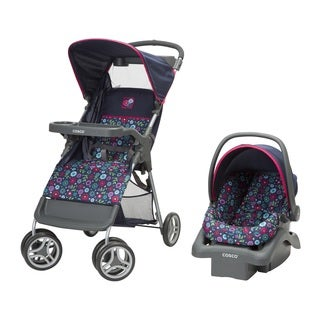 Cosco® Lift & Stroll Travel System, Flower Garden