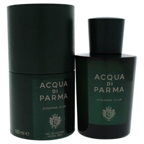 Acqua di Parma Colonia Club Men's 3.4-ounce Eau de Toilette Spray