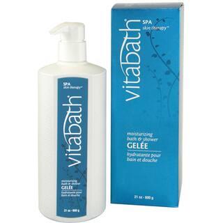 Vitabath Spa Skin Therapy Moisturizing 21-ounce Bath & Shower Gelee|https://ak1.ostkcdn.com/images/products/15316663/P21782498.jpg?impolicy=medium