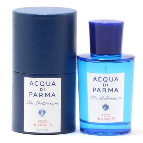 Acqua Di Parma Blue Mediterraneo Fico Di Amalfi Men's 2.5-ounce Eau de Toilette Spray