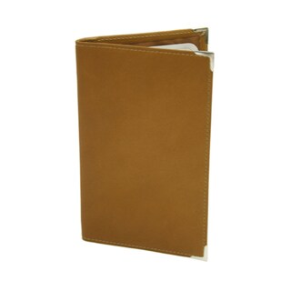 Piel Leather Vertical Score Card Cover (3 options available)