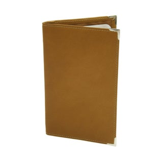 Piel Leather Vertical Score Card Cover (2 options available)