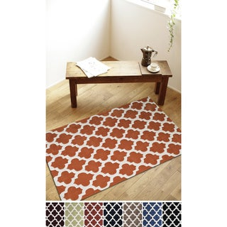 Valletta Geometric Area Rug (5'3 x 7'2)