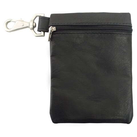 Piel Leather Golf Pouch