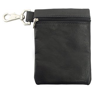 Piel Leather Golf Pouch (2 options available)