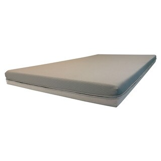 Long Haul Multi-Density 5-inch Foam Truck Mattress (Many Sizes Available) - White