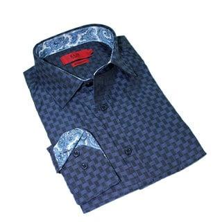 Elie Balleh Milano Italy Men's 2017 Style Slim Fit Shirt