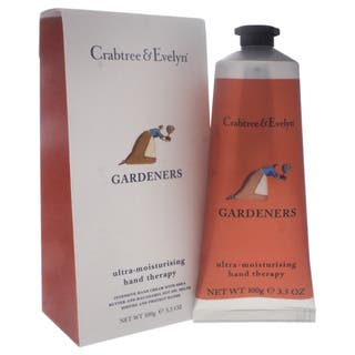 Crabtree & Evelyn 3.5-ounce Gardeners Ultra-Moisturising Hand Therapy|https://ak1.ostkcdn.com/images/products/15325873/P21790396.jpg?impolicy=medium