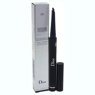 Diorshow Pro Liner Waterproof Bevel-Tip Eyeliner 082 Pro Anthracite