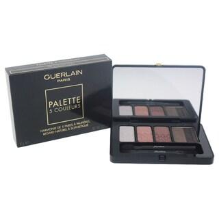 Guerlain Eyeshadow Palette 5 Couleurs 06 Bois Des Indes