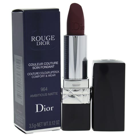 Rouge Dior Couture Colour Comfort & Wear Lipstick 964 Ambitious Matte
